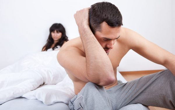 Ausgerechnet bei meiner Traumfrau hab ich Erektionsprobleme