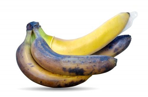 Banane wie einen Dildo anal einführen, geht das? Und ist es gefährlich?