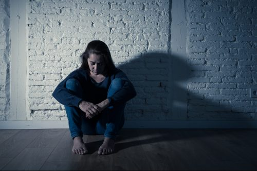 Ic h bin immer so bedrückt, gelähmt, deprimiert - eine Depression?