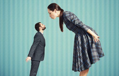 Ich fühle mich Frauen gegenüber minderwertig als Mann!