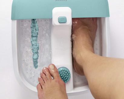 Fußmassage-Gerät für die Stimulation der Genitalien?
