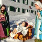 Vater, Mutter, Kind - Maria, Josef, Jesuskind: die christliche Familie