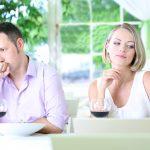 Wenn ein Paar sich nichts mehr zu sagen hat... Oder ist es nur Beziehungsstress?
