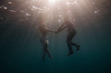 Sex Wasser: im See, im Pool, in der Wanne