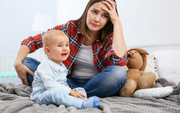 Die Beziehung und ihr Kind überfordern mich