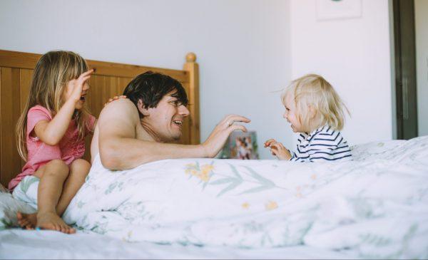 Er integriert seine Kinder nicht in unsere Beziehung, verbringt immer mehr Zeit mit ihnen