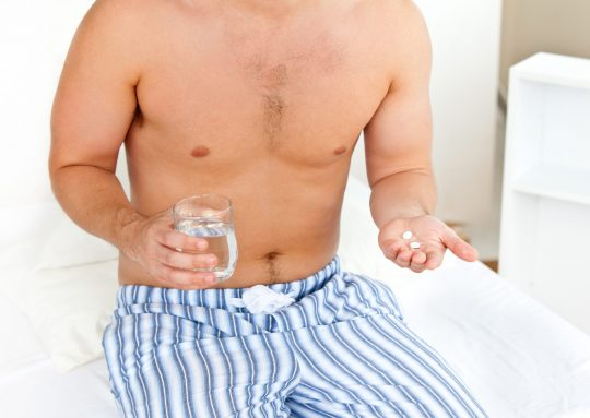 Gibt es Antiviagra gegen zu viel Lust und Potenz?