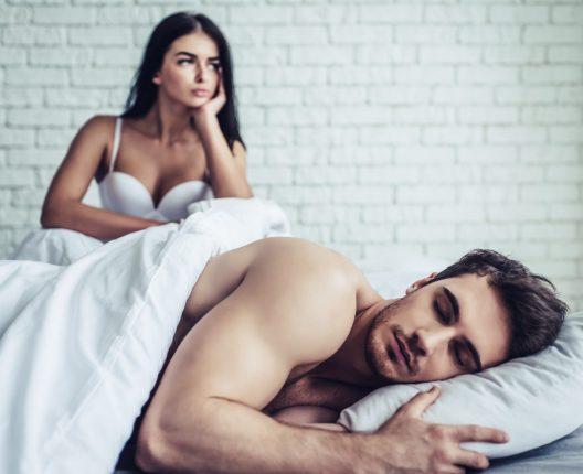 Sind das alles mentale Blockaden, die mich vom Orgasmus abhalten?