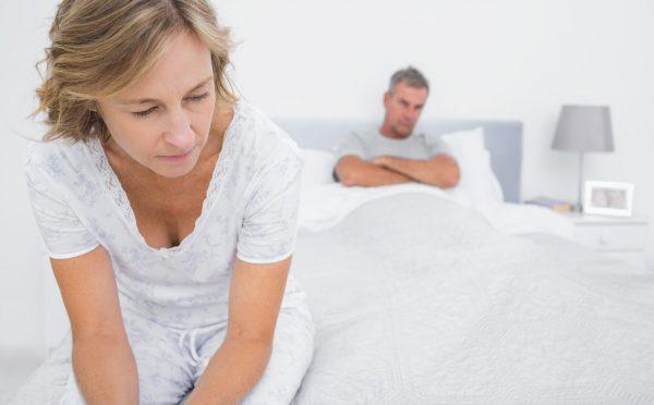 Sie will ihre Ehe bewahren, aber keinen Sex und nichts Körperliches mehr