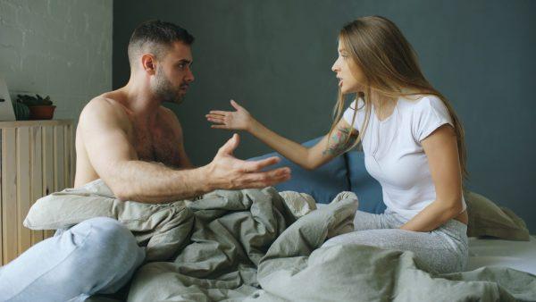 Alte Liebe mit Streit oder neue Liebe mit Risiko?
