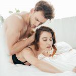 Viele Frauen mögen es, wenn der Mann im Bett auch mal härter rangeht