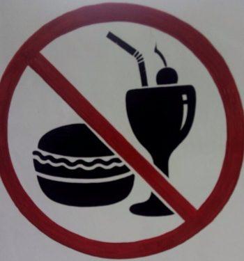 Wenn du zu dick bist: Kein Eis, keine Burger!