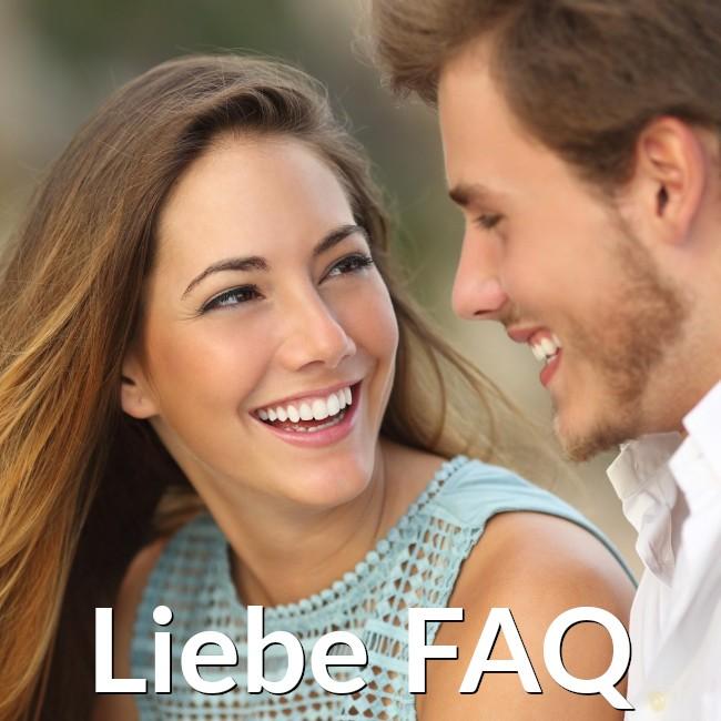 FAQ zu der Rubrik Liebe
