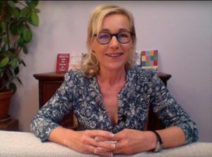 Beatrice Poschenrieder bei ihrer Arbeit, Beratung in Partnerschaft und Sex
