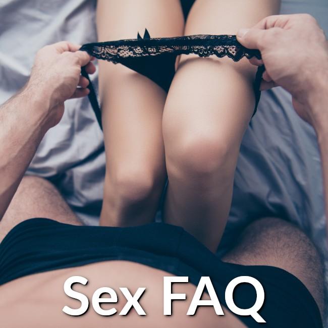 FAQ zu der Rubrik Sex