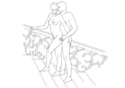 Sex im Stehen und Stellungen für enge Räume
