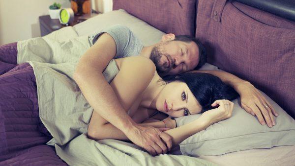 Warum will er nicht mehr jeden Tag Sex und ist nicht mehr spontan im Bett?
