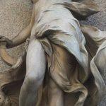 weiblicher Unterleib, Beine Frau