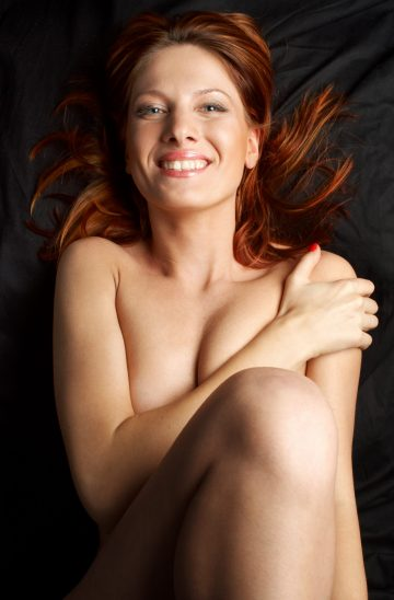 Wenn eine Frau sich nackt und offenherzig zeigt, heißt das, dass sie Sex will?