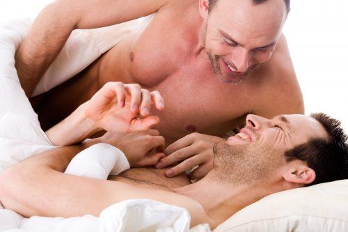 Sind es nur schwule Sexphantasien oder will ich wirklich Sex mit einem Mann ausprobieren?